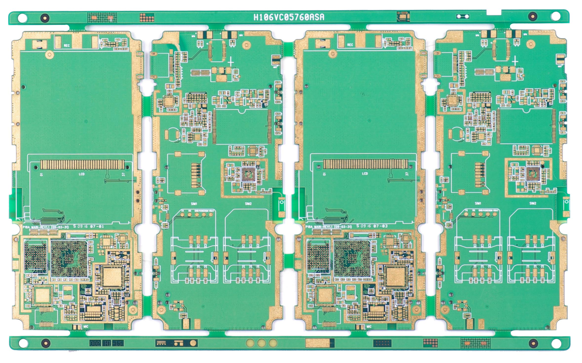 Cell Phone PCB _PCBSourcing is Professional PCB supplier from China.